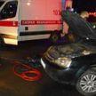 Два авто столкнулись в Орше: пассажирку пришлось деблокировать