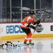 Белорусский хоккеист Максим Сушко дебютировал в НХЛ