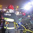 Страшная авария на МКАД: погрузчик раскрошил машины ковшом, погибли три человека