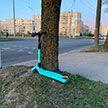 В Минске Volkswagen сбил выехавшего на дорогу двухлетнего мальчика на самокате