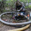 Новый разлив топлива произошел в Норильске