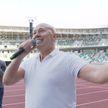 Александр Солодуха первым дал концерт на обновлённом Национальном Олимпийском стадионе «Динамо»