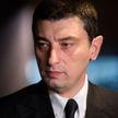 Новым премьер-министром Грузии стал Георгий Гахария
