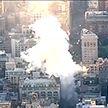 Манхэттен в дыму. В центре Нью-Йорка произошла коммунальная авария