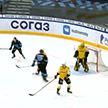 Минское «Динамо» обыграло череповецкую «Северсталь» в КХЛ