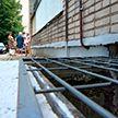Минская многоэтажка после капитального ремонта стала рассыпаться на глазах