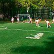 «Бонфесто – детям»: суперсовременную площадку для игры в мини-футбол получили ивановские школьники