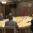Борьбу с коронавирусом обсудили на совещании в Совете Республики