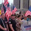 В Нью-Йорке прошел марш против обязательной вакцинации