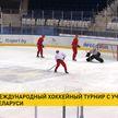 Отменен международный хоккейный турнир с участием сборной Беларуси