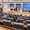 Президент проводит встречу с представителями крупнейших СМИ страны