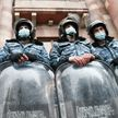Новые столкновения с полицией прошли на улицах Еревана