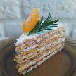 Праздничный торт без выпечки в духовке. Рецепт к Новому году от телеведущей Екатерины Тишкевич