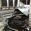В Минске водитель не уступил дорогу и спровоцировал ДТП – два человека пострадали