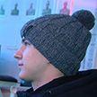 Парень из Бобруйска мечтает служить в армии, но по состоянию здоровья не может. Его пригласили на день открытых дверей в факультет внутренних войск Военной академии