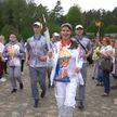 Огонь II Европейских игр в Беларуси: ведущая ОНТ стала одним из факелоносцев