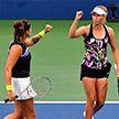 Белорусский финал US Open: Соболенко и Азаренко сойдутся в итоговом поединке парного разряда