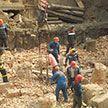 Двое рабочих погибли под обломками рухнувшей стены в Новосибирске