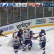 Хоккеисты «Тампы» вышли вперед в полуфинальной серии Кубка Стэнли против «Нью-Йорк Айлендерс»