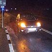 Легковушка переехала лежавшего на дороге мужчину в Пинском районе