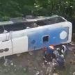 Один человек погиб, около 20 пострадали в результате ДТП с туристическим автобусом на Кубани
