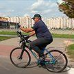 Грузинский велопутешественник Нодар Беридзе добрался до Беларуси