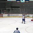 Белорусские хоккеисты проиграли сборной Казахстана в товарищеском матче