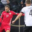 Сборная Беларуси по футболу уступила команде Германии и завершила квалификацию к Евро-2020