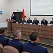 Новое здание районной прокуратуры и подразделений УВД открылось в Минске