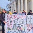 5 лет за антиковидный митинг в Литве может получить учительница