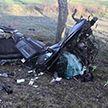 Машину разорвало на части в ДТП под Брестом – водитель чудом выжил
