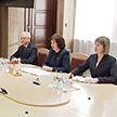 Наталья Кочанова обсудила с послом Армении перспективы двустороннего сотрудничества