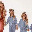 Мама выложила фото трех дочек в Instagram и стала успешной бизнесвумен