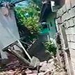 Землетрясение в Индонезии вызвало оползни