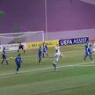 Турнир Кубок развития: юношеская сборная Беларуси по футболу одолела команду из Финляндии