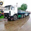 Под Ивацевичами грузовик насмерть задавил пенсионерку