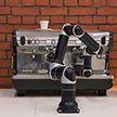 Белорусские инженеры научили робота… варить кофе
