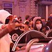 Новые беспорядки в Каталонии: протесты сторонников автономии закончились столкновениями с полицией