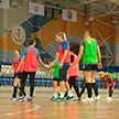 Женская сборная Беларуси по гандболу готовится к квалификационному турниру чемпионата мира-2019
