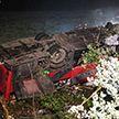 Украинский автобус перевернулся в Польше, есть погибшие