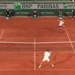 Вторая ракетка мира Даниил Медведев завершил выступление на Открытом чемпионате Франции по теннису