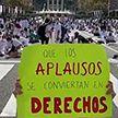 Медики в Испании вышли на забастовку