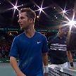 Новак Джокович одержал победу на старте турнира «Мастерс»