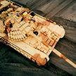 Перспективные образцы белорусского вооружения: танк T72 БМЭ и роботизированный комплекс «Берсерк»