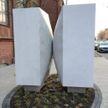Неизвестный минчанин оставил свой «Поцелуй»: новая скульптура появилась на улице Октябрьской