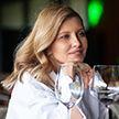 Первая леди Украины появилась в музее в шлёпках