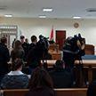 Суд огласил приговор по делу Коржича: девять, семь и шесть лет в условиях усиленного режима