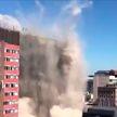 Башню высотой более 100 м взорвали в Йоханнесбурге