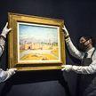 Джоли продала на аукционе картину Черчилля за $11,5 млн