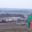 Пятые сутки очереди на белорусско-литовской границе: обстановка в пункте «Каменный Лог» без улучшений